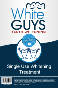 teeth Whitening Kit sticker